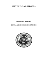 FY12 Audited Financial Report
