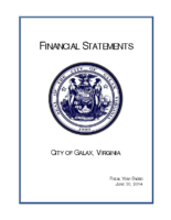 FY14 Audited Financial Report
