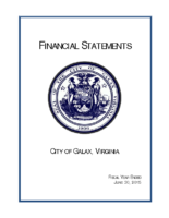 FY15 Audited Financial Report